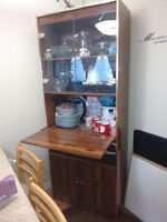 Cabinet in very good condition- Must Go ASAP