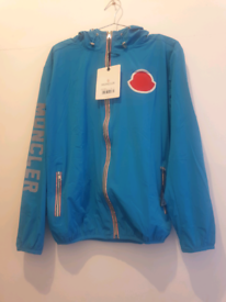 Moncler Reflective Jacket