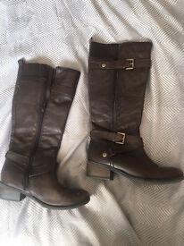 ***Ladies leather boots***