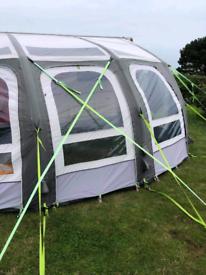 Used kampa air pro 400 awning