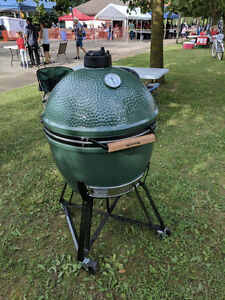 XL Big Green Egg - Get your Tickets to Win