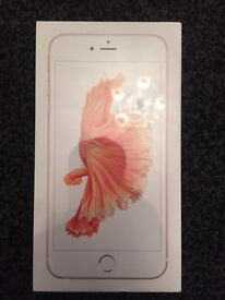 SEALED IPHONE 6s 128GB ROSE GOLD 02