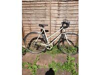Falcon road bike 1 months warranty