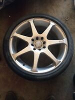 Motegi 17 inch wheels