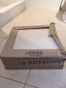 Céramique carré 33 x33 cm  Kutahya