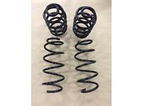 VAUXHALL VECTRA C 1.8 SRI HATCHABACK GENUINE COIL SPRING FRONT AND REAR SPORT SUSPENSION