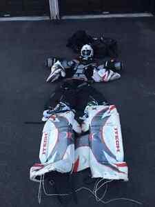 Full Set Senior Goalie Equipment