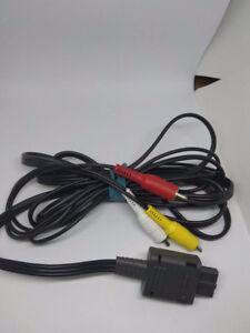 fils, cable,power supply pour nintendo,super nintendo, N64 et gc