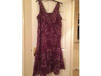Size 18 dresses from Debenhams lightweight cotton