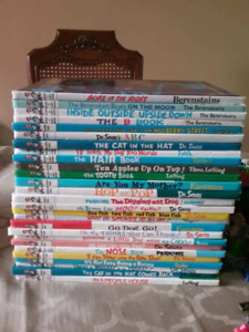 Group three of Dr.Seuss books