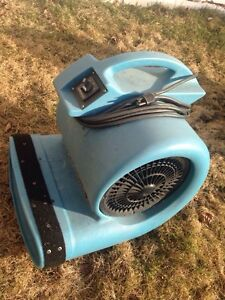 Air blower for inflatables 65 HP (Moncton)