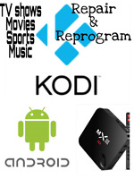 Android Box Reprogramming