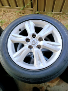 Cheap wheels only $20 each rims and tyres