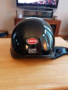 Hci motorcycle helmet