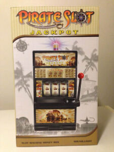 Mini Casino Slot Machine Brand New Unopened
