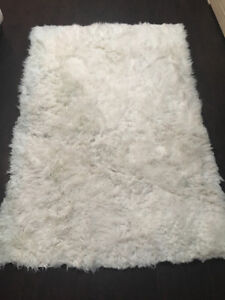 Beautiful white carpet from homesense