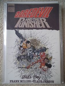 Daredevil and the Punisher: Childs Play TPB
