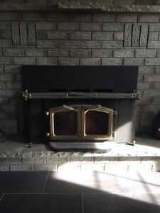 Elmira stove works fireplace