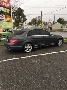 2009 MERCEDEZ BENZ C300- MANUAL-CERTIFIED & ETESTED