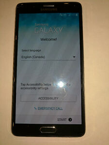SAMSUNG GALAXY NOTE 4 - 32GB - $350.00