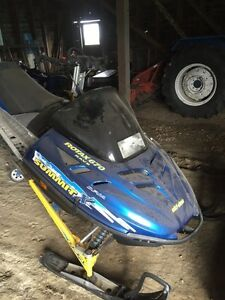 1998 summit rotax 670 with 153 track