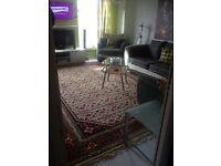 Handmade Indian rug message me via gumtree