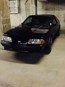 Mustang 5L 1988 supercharge