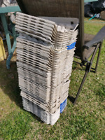 60 Egg Cartons 4 Sale. - Exchange for Free eggs.