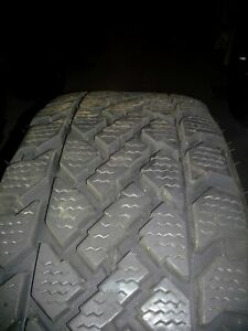 4 SNOW TIRES ON RIMS Peterborough Peterborough Area image 2