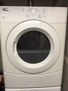 Dryer for sale and free washer