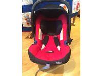Britax infant car seat, like new
