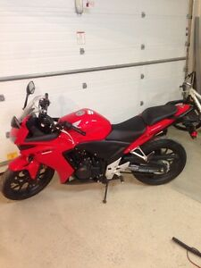 2014 Honda CBR500R for sale