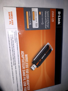 D-link wireless 150 usb stick