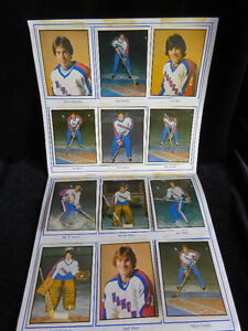Kitchener Rangers 1982 - 1983 -2 Sets Hockey Cards
