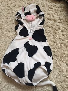 Carter's cow costume 24 months