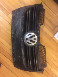 Grill avant front grill for jetta 2005-2009