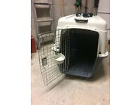 Large Luxx Flight Vari Kennel for Animal/Dog Transport Cage (Brand New)