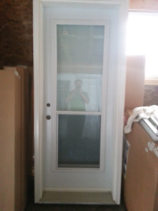 New 32 34 & 36x80 steel doors TRURO