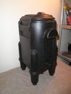 Cambro Csr5 Insulated Hot Cold Beverage Coffee Tea Dispenser 5-gallon Server