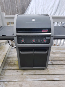 Coleman Barbeque
