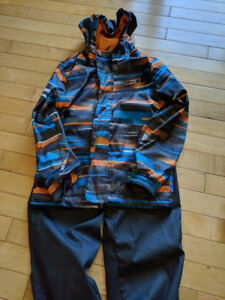 Boys rainsuit size 6/6x