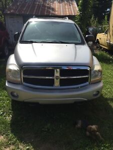 2004 Durango slt 4x4 parts or repair