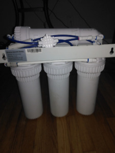 Reverse Osmosis Water System Used
