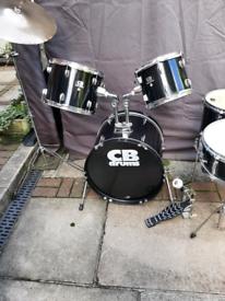 CB drum kit full size