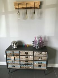 Industrial Sideboard (new)