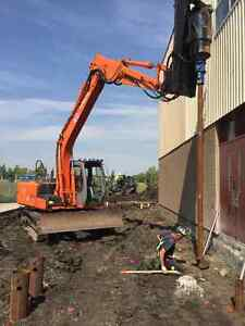 Residential And Commercial Certified Screw piles Strathcona County Edmonton Area image 4
