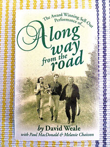 A Long Way From The Road - original compact cassette