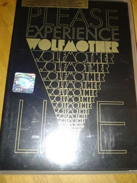 Wolfmother - Please Experience Wolfmother, dvd