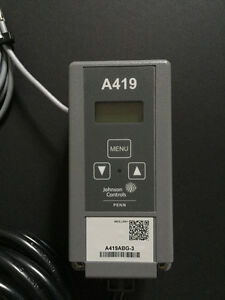 Johnson Controls A419 Electronic Temp Controller Sarnia Sarnia Area image 1