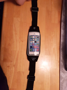 Running/activity/travel phone belt